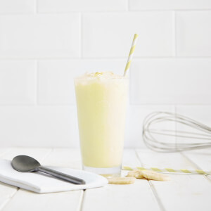Meal Replacement Banana Shake