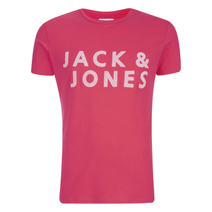 Jack & Jones Men's Core Ready T-Shirt - Cayenne