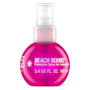Spray pour Cheveux Colorés Protection Plage Bed Head TIGI (100 ml)