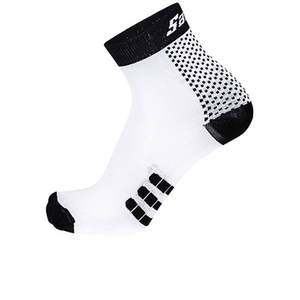 Santini One Low Profile Socks - Black