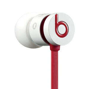 Beats by Dr. Dre urBeats In-Ear Headphones - White (Manufacturer Refurbished)
