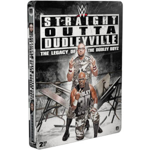 WWE: Straight Outta Dudleyville - The Legacy Of The Dudley Boyz (Limited Edition Steelbook) (UK EDITION)