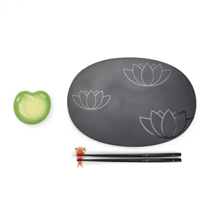Alessi Lily Pond Sushi Set