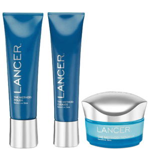 Lancer Skincare The Lancer Method Sensitive (Worth $234.30)