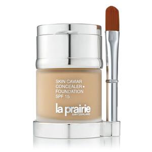 La Prairie Skin Caviar Concealer Foundation SPF 15 30ml/2g - Creme Peche