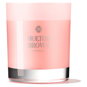 Molton Brown Rhubarb and Rose Single Wick Candle 180 g