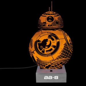 Lumière d'Ambiance BB-8 Star Wars