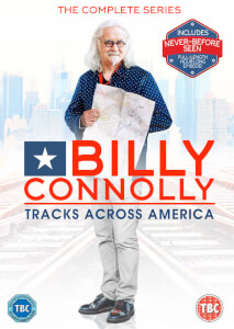 Billy Connolly Tracks Across America
