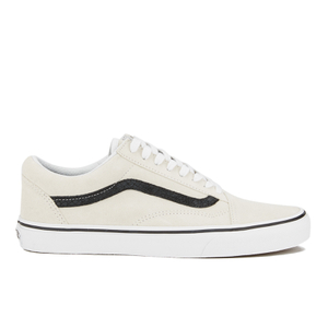 Vans Men's Old Skool Trainers - White/Black