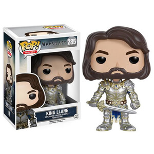 Figurine King Llane Warcraft Funko Pop!