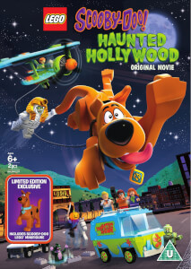 Lego Scooby Doo! Haunted Hollywood + Mini Figure