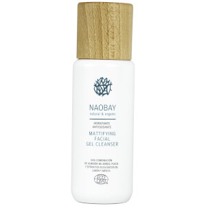 Gel Limpiador Matificante Facial NAOBAY (200ml)