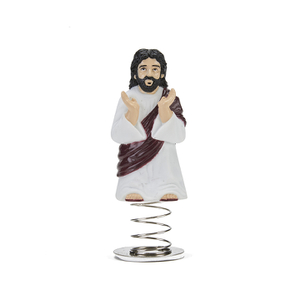 Dashboard Jesus Bobblehead