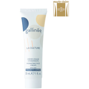 Gallinée Probiotic Hydrating Face Cream 30ml
