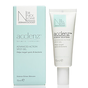 Dr. Nick Lowe acclenz Advanced Action Spot Gel 15 ml