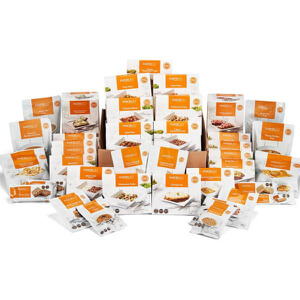 Exante 2 Week Vegetarian Weight Management Pack