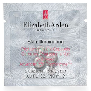 Elizabeth Arden Skin Illuminating Night Capsules - 2 Caps Sample