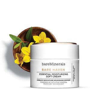 bareMinerals Bare Haven Essential Moisturizing Soft Cream 50ml