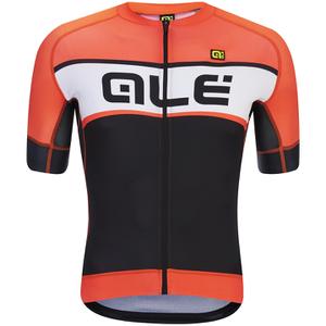 Alé Formula 1.0 Sprinter Jersey - Black/Orange