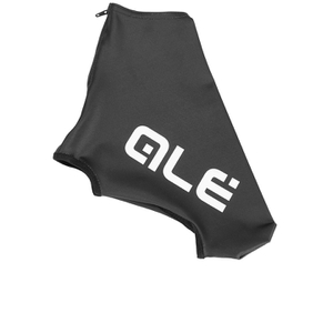 Alé Aerolight Lycra Shoe Covers - Black/White