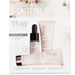 Trilogy Discover Starter Set - For Sensitive Skin