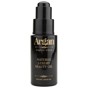 Argan Liquid Gold自然豪华Beauty油 30ml
