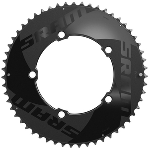 SRAM Red 11 Speed B2 X-Glide Chainring Hidden Bolt 130 BCD Blast - Black