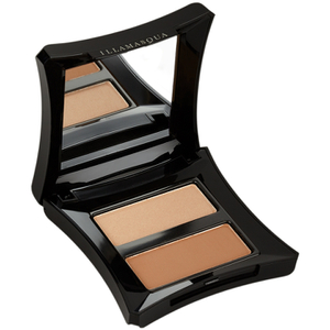 Illamasqua Sculpting Face Powder Duo - Illuminate/Nefertiti