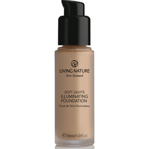 Living Nature Glow Illuminating Foundation 30ml - forskellige nuancer