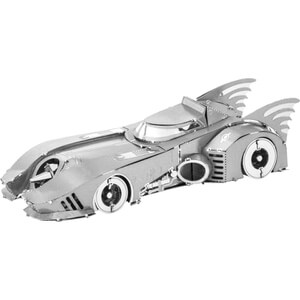 1989 Batmobile Metal Earth Construction Kit