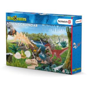 Schleich Calendrier de l'Avent -Dinosaures