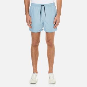 Selected Homme Men's Classic Swim Shorts - Dusty Blue