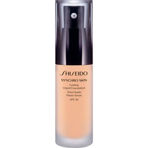 Shiseido Synchro Skin Lasting Liquid Foundation SPF20 (30ml) (Various Shades)