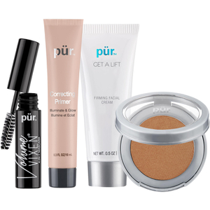 Kit Get Glowing Try Me de PUR (39 g)