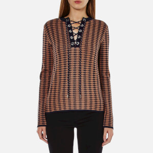 Sportmax Code Women's Ramo Sweater - Midnight Blue
