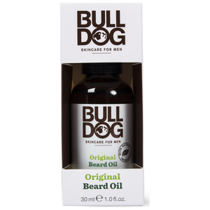 Óleo de Barba Original da Bulldog 30 ml