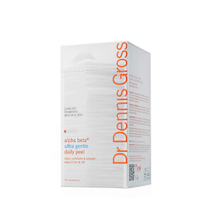 Gross Alpha Beta Ultra Gentle Peel de Dr Dennis (30 ensembles)