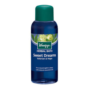 Kneipp Sweet Dreams Herbal Valerian and Hops Bath Oil (100ml)