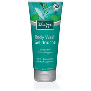 Kneipp Mint and Eucalyptus Body Wash (200ml)
