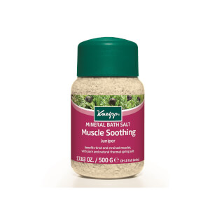 Kneipp Muscle Soother 杜松精油浴盐 (500g)