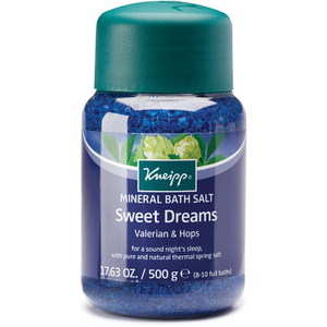 Kneipp Sweet Dreams Valerian and Hops Bath Salts (500g)