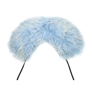 Charlotte Simone Women's Muffin Top - Powder Blue