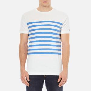 Tommy Hilfiger Men's Lester Striped T-Shirt - Blithe