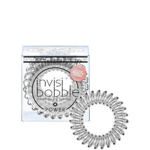 Goma de pelo invisibobble (3 unidades) - Crystal Clear