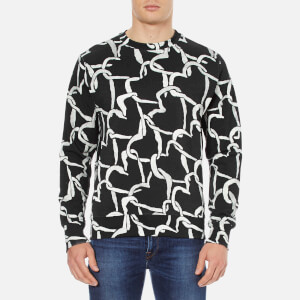 PS by Paul Smith Men's Crew Neck Sweatshirt - Black