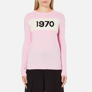 Bella Freud Women's 1970 Cashmere Jumper - Pink