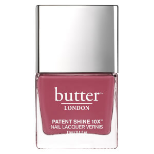 Verniz de Unhas Patent Shine 10X da butter LONDON 11 ml - Dearie Me!