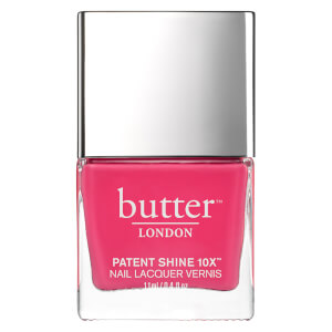 butter LONDON Patent Shine 10X Nail Lacquer 11 ml - Flusher Blusher