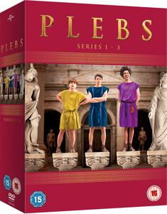 Plebs: Series 1-3
