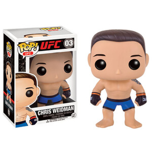 UFC Chris Weidman Funko Pop! Figuur